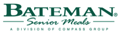 Bateman Senior Meals Logo